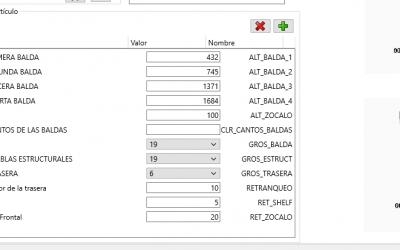 Configurador de Producto Ejercicio 2: Propiedades